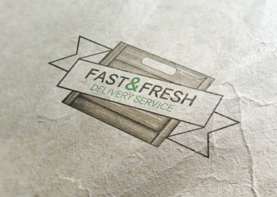 Fast & Fresh Delivery Service